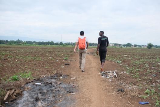 Walking Tour Moshi Tanzania