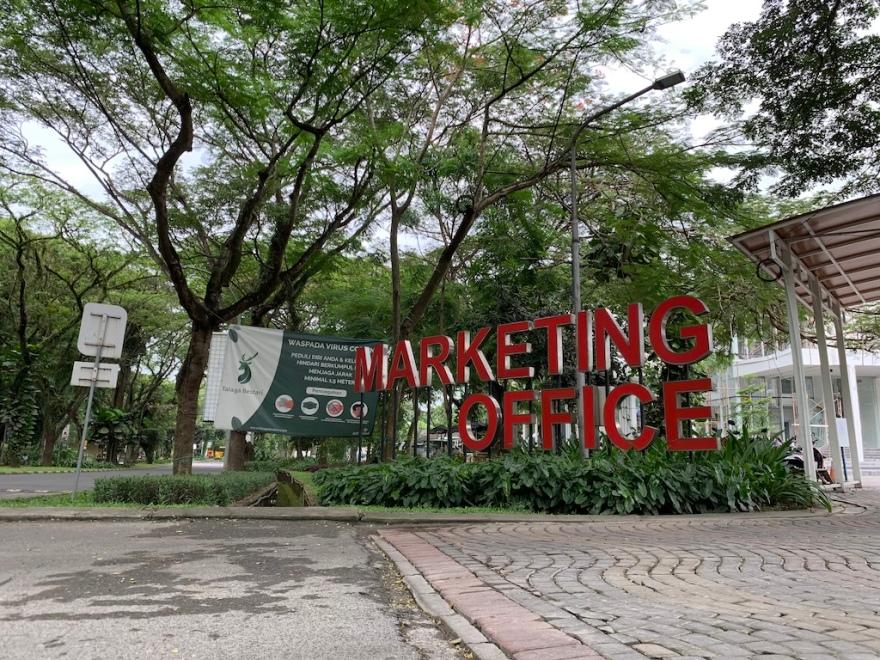 Marketing Office Talaga Bestari