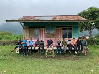 Rumah Belajar Desa Cisadon