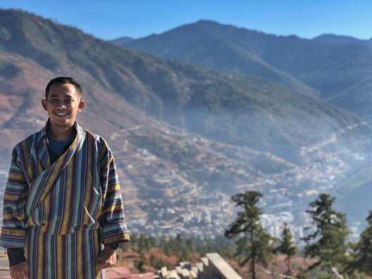 traveling Bhutan